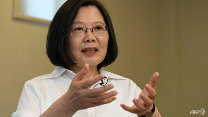Lãnh đạo Đài Loan kêu gọi thế giới cùng kiềm chế Trung Quốc