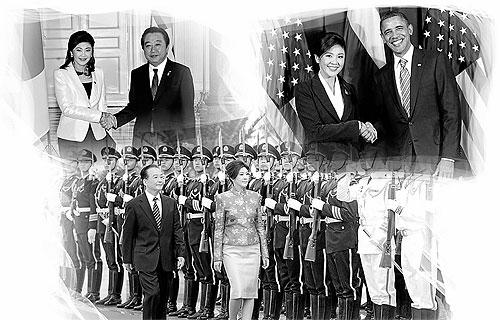 Thái Lan và quan hệ đặc biệt với các cường quốc