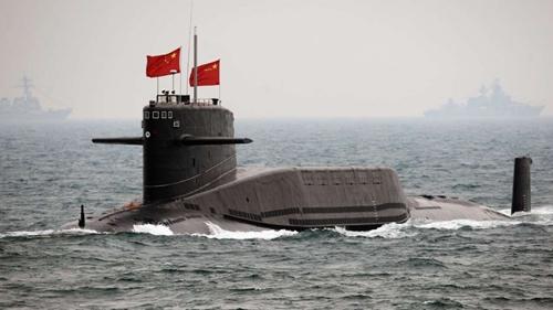 Tin tức tình hình Biển Đông tối 27-11-2017: Hải đội cứu tàu ngầm của Trung Quốc nhằm mục đích gì?