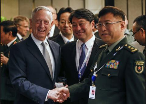 Thăm Trung Quốc, Tướng Mỹ tính gì ở Biển Đông?
