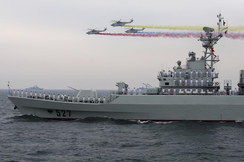Yếu tố chiến lược trong tham vọng Biển Đông của Trung Quốc