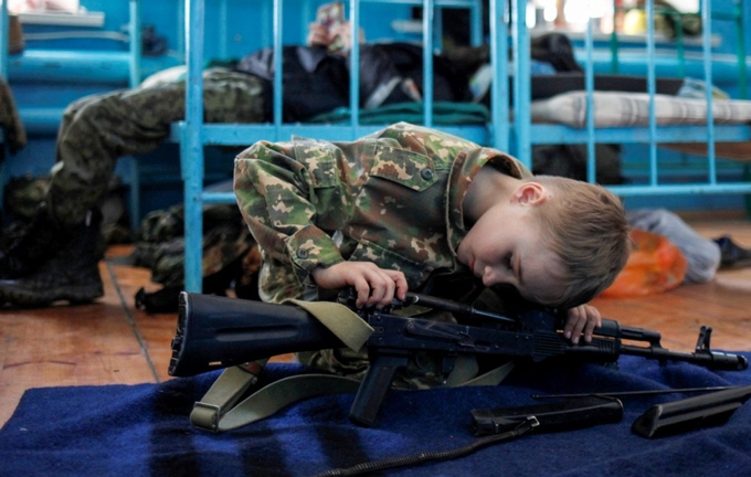 Cuộc sống trong trường đào tạo thiếu sinh quân Nga