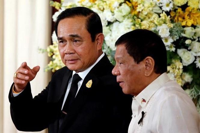Thái Lan, Philippines nhấn mạnh tự do hàng hải ở Biển Đông