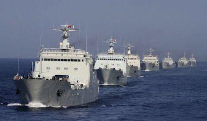 """Trung Quốc và chiến lược """"lãnh địa hóa"""" Biển Đông"""