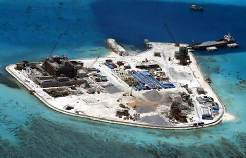 Tin tức tình hình Biển Đông chiều 21-10-2017: Trung Quốc nhắc nhở Mỹ về việc không có chủ quyền ở Biển Đông