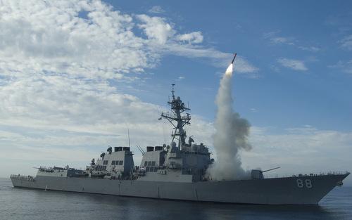 Mỹ phát triển đầu dò mới cho tên lửa hành trình Tomahawk