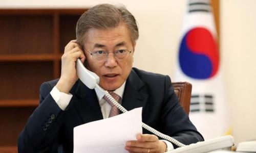 Tình hình căng thẳng trên bán đảo Triều Tiên tối 12-05-2017