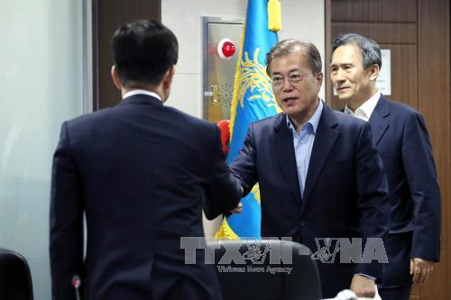 Tình hình căng thẳng trên bán đảo Triều Tiên 10-06-2017