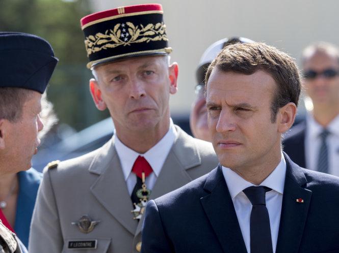 Tin tức tình hình Biển Đông 01-11-2017: Pháp có nhiều lý do để quan tâm xung đột biển Đông