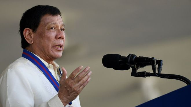 tong thong philippines, ong rodrigo duterte - anh: afp