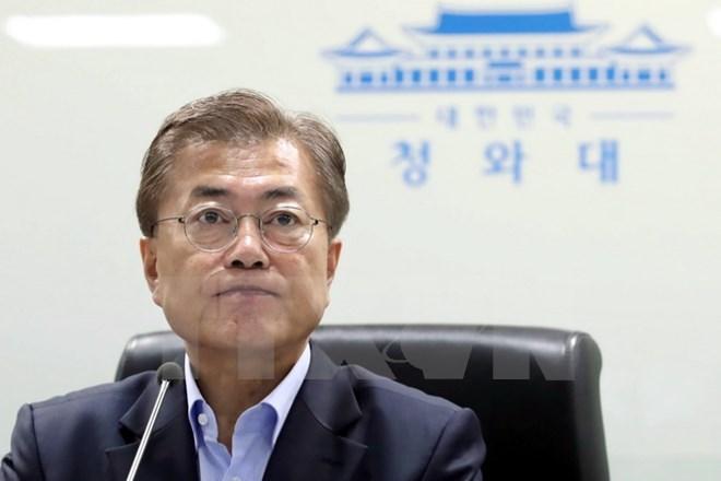 Tình hình căng thẳng trên bán đảo Triều Tiên chiều 16-05-2017