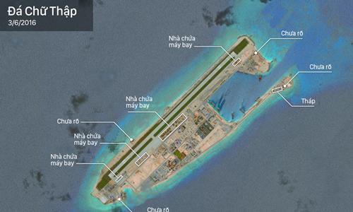 Tin tức tình hình Biển Đông tối 22-08-2017: Trung Quốc thừa nhận đưa vũ khí ra các đảo nhân tạo mà họ xây dựng trái phép trên Biển Đông