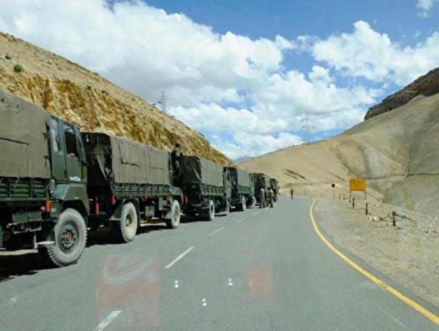 Quân đội Ấn Độ nhận chỉ thị 'không nhượng bộ' Trung Quốc