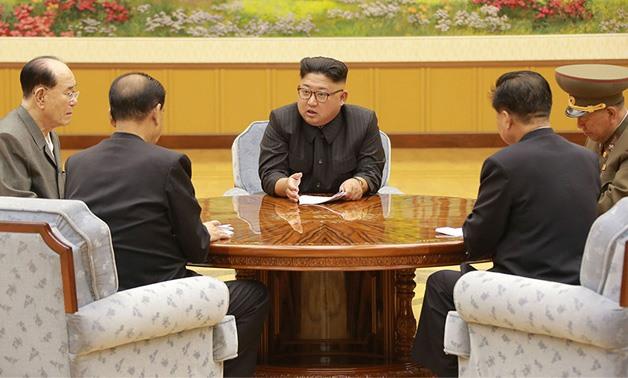 Tình hình căng thẳng trên bán đảo Triều Tiên sáng 17-09-2017
