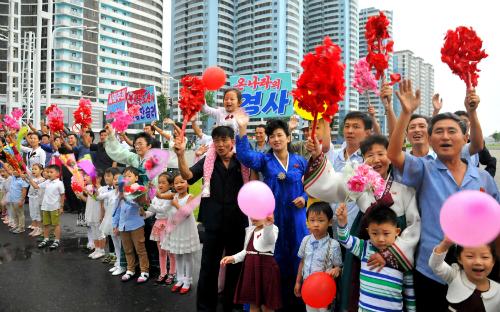 Tình hình căng thẳng trên bán đảo Triều Tiên sáng 09-09-2017:
