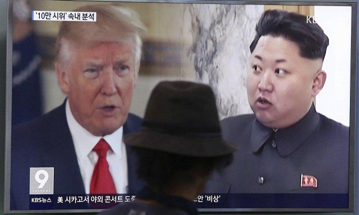 Tình hình căng thẳng trên bán đảo Triều Tiên 23-09-2017