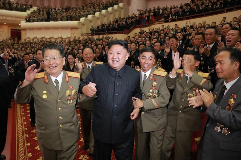 Tình hình căng thẳng trên bán đảo Triều Tiên sáng 15-09-2017
