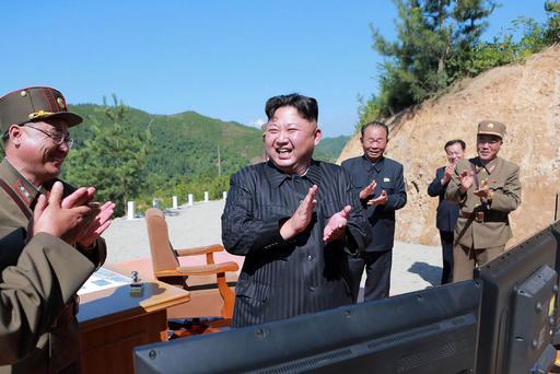 Tình hình căng thẳng trên bán đảo Triều Tiên 15-09-2017