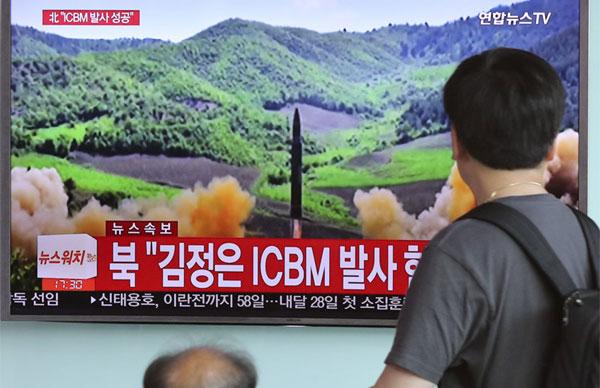 Tình hình căng thẳng trên bán đảo Triều Tiên 10-08-2017