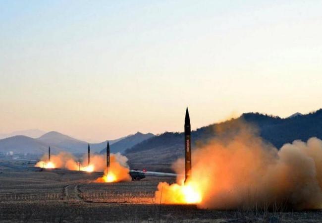 Báo Mỹ giả định xảy ra 'Chiến tranh Triều Tiên lần thứ hai'