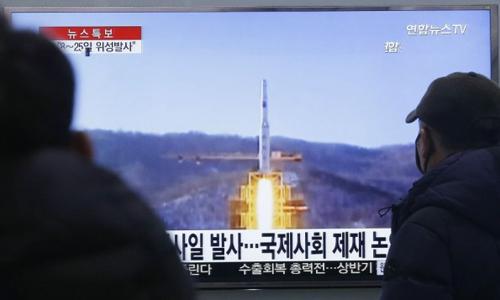 Tình hình căng thẳng trên bán đảo Triều Tiên chiều 20-04-2017