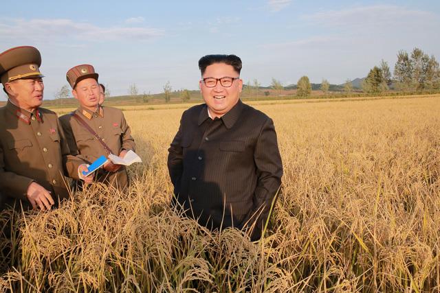 Tình hình căng thẳng trên bán đảo Triều Tiên sáng 03-10-2017: