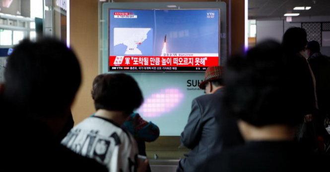 Tình hình căng thẳng trên bán đảo Triều Tiên sáng 30-08-2017: