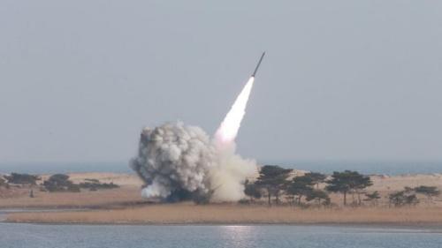 Tình hình căng thẳng trên bán đảo Triều Tiên 30-04-2017