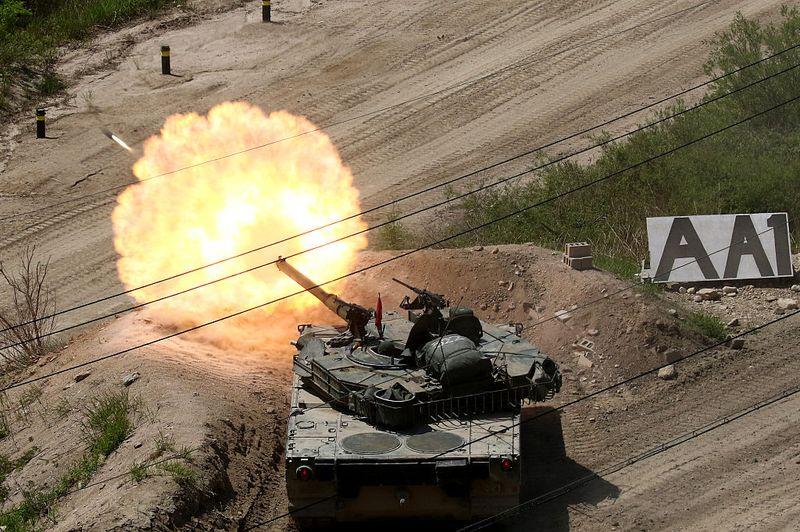 Tình hình căng thẳng trên bán đảo Triều Tiên  trưa 12-08-2017: