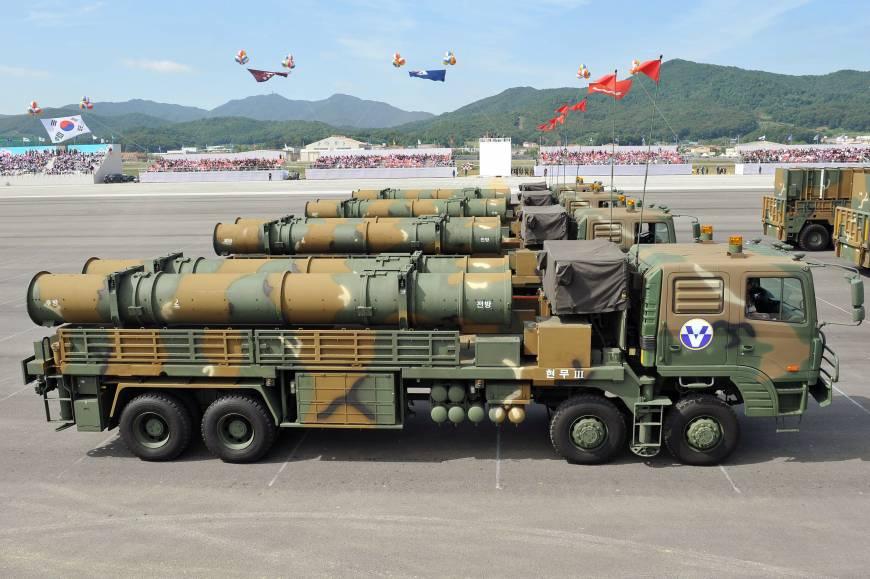 Tình hình căng thẳng trên bán đảo Triều Tiên  tối 10-07-2017: Điểm mặt những 'sát thủ' tên lửa giúp Hàn Quốc đối phó với Triều Tiên