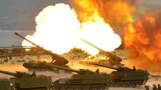20.000 người Hàn Quốc chết mỗi ngày nếu có chiến tranh? - ảnh 1