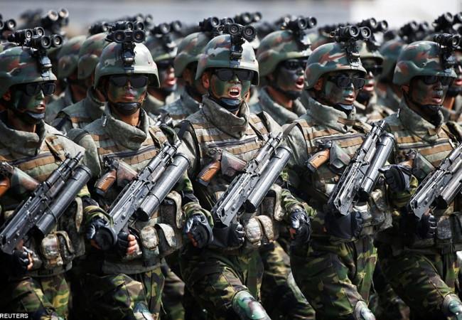 Tình hình căng thẳng trên bán đảo Triều Tiên trưa 19-09-2017: