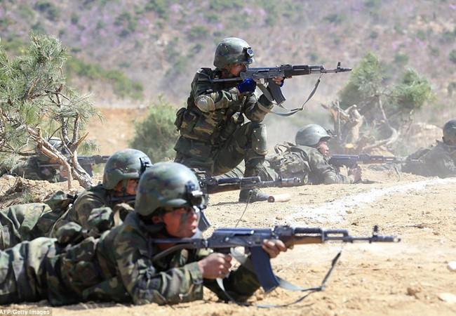 Mỹ giáng đòn đánh Triều Tiên hậu quả sẽ rất khủng khiếp