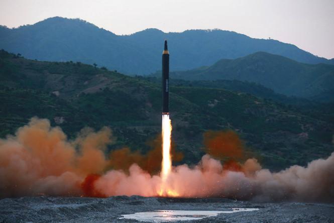Tình hình căng thẳng trên bán đảo Triều Tiên tối  21-05-2017