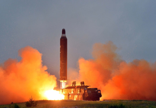 Tình hình căng thẳng trên bán đảo Triều Tiên 07-07-2017