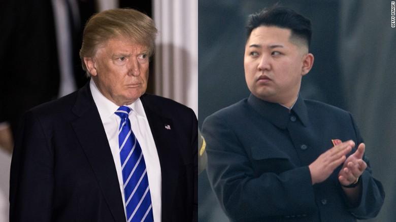 Tình hình căng thẳng trên bán đảo Triều Tiên chiều 16-08-2017: