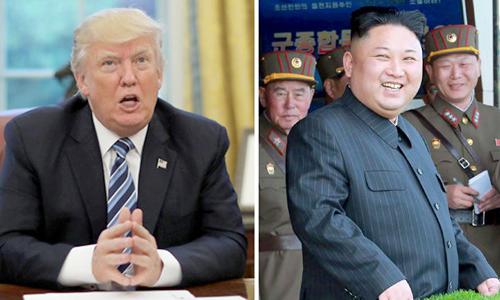 Tin tức tình hình Biển Đông 03-05-2017: Tông thống Trump khen Kim Jong Un thông minh
