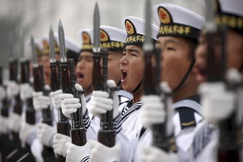 Trung Quốc cải cách quân đội hướng Đông