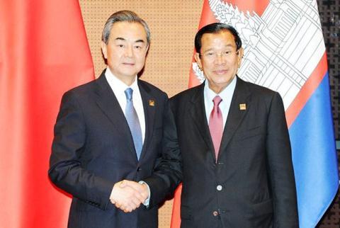 Thủ tướng Campuchia cảm ơn Trung Quốc sau bầu cử