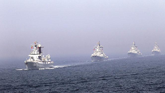 Tin tức tình hình Biển Đông sáng 17-09-2017: Báo Trung Quốc - Việt Nam, Philippines không con Trung Quốc ra gì