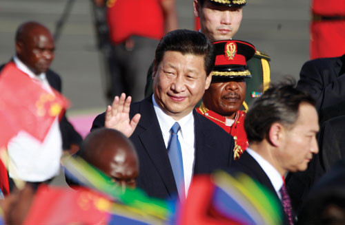 Tin tức tình hình Biển Đông sáng 24-11-2017: Người Zimbabwe bài trừ sự ảnh hưởng của Trung Quốc