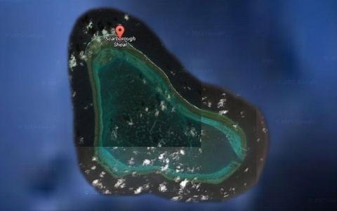 Trung Quốc xây dựng ở Scarborough: Ngược lời Duterte Philippines?
