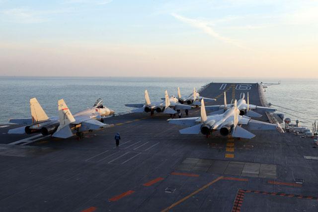 IISS: Vũ khí, chiến đấu cơ Trung Quốc ngang cơ phương Tây