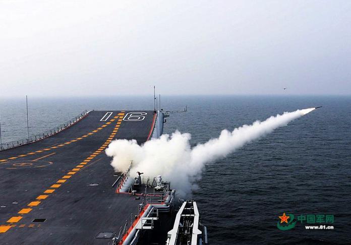 Tin tức tình hình Biển Đông  trưa 14-03-2017: Học giả Mỹ - Dù Hải quân ngày càng hùng hậu Trung Quốc vẫn sẽ bị đè bẹp khi đối đầu Mỹ