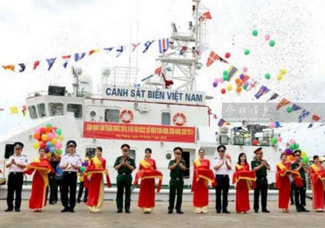 Tin tức tình hình Biển Đông 14-07-2017:Cảnh sát biển Việt Nam tăng cường 12 tàu tuần tra hiện đại -  Cứu một thuyền viên Trung Quốc tai nạn lao động bị thương nặng ở vùng bụng