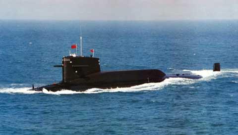 Yếu huyệt của tàu ngầm hạt nhân Trung Quốc