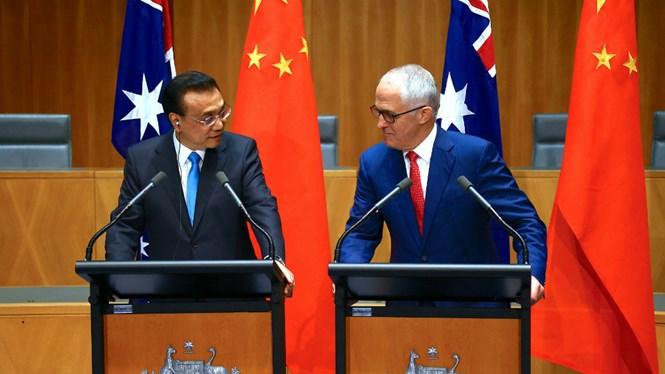 Thủ tướng Trung Quốc nói vũ khí ở Biển Đông nhằm duy trì 'tự do hàng hải'
