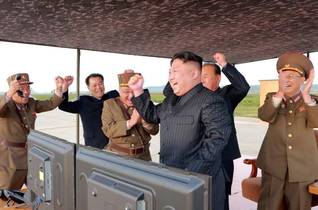 Tình hình căng thẳng trên bán đảo Triều Tiên sáng 02-10-2017: