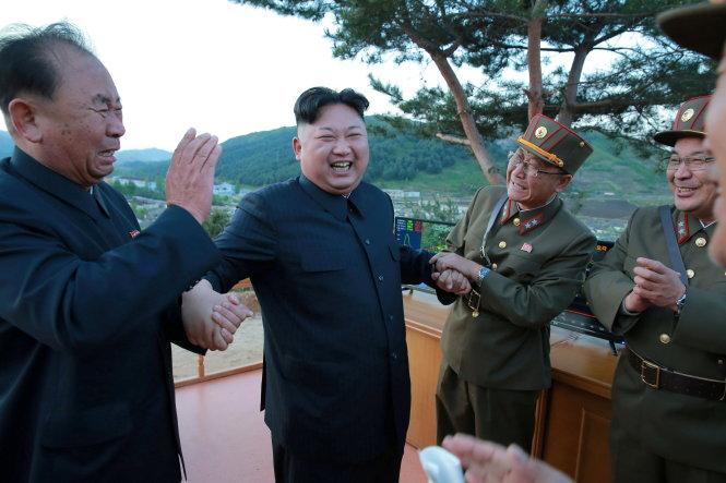 Hàn Quốc chìa tay với Triều Tiên