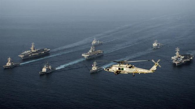 Tin tức tình hình Biển Đông 13-09-2017: Mỹ sẽ san phẳng toàn bộ đảo của Trung Quốc ở Biển Đông nếu xảy ra chiến sự